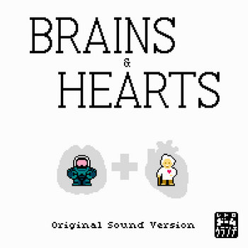 Brains & Hearts - Original Sound Version album art