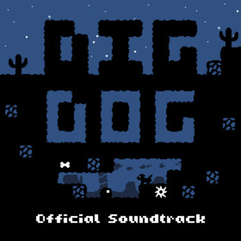 Dig Dog OST album art