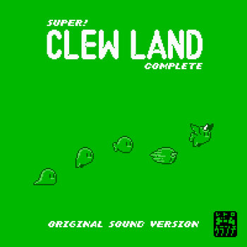 Super Clew Land - Original Sound Version album art
